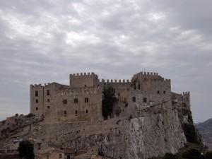 Panoramica castello di Caccamo