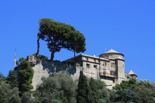 Portofino - Portofino, il castello BROWN