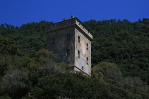 San Fruttuoso, torre Doria