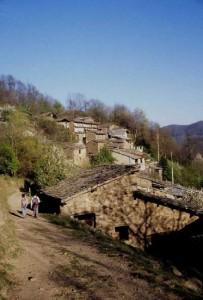 Case Bessè, Vallone degli Invincibili (Villar Pellice)