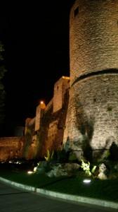 Intorno al castello