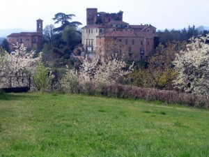 Piccolo paese grande maniero, il castello di Arignano nel Chierese