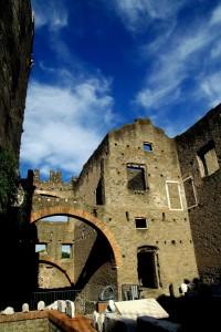 Ingresso castello Caetani