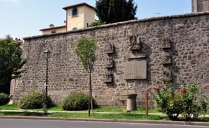 Le Mura di Via Claudia