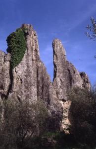 monumento naturale Camposoriano, Monti Ausoni, comune di Terracina (1)
