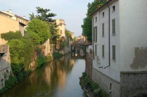 Mantova - Vista dal lago