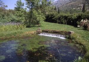 Oasi Ninfa, comune di Cisterna di Latina