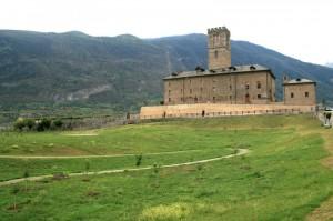 Sarre, Castello Reale
