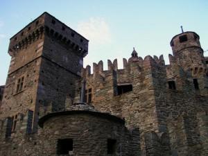 Il castello di Aimone