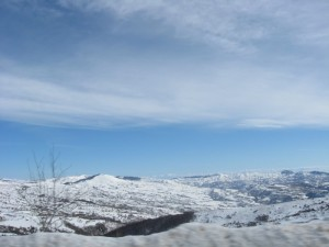 Tra i monti