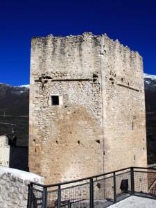 Il mastio dei Cantelmo, Pettorano sul Gizio