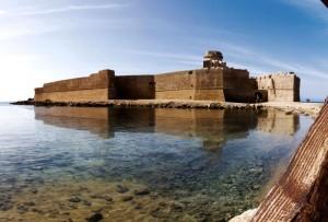 Castello Aragonese Con Riflessi