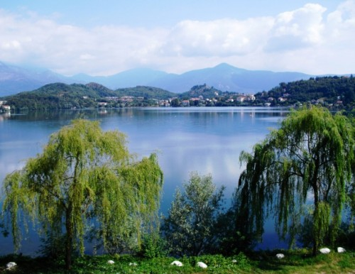 Avigliana - Il parco naturale dei laghi di Avigliana