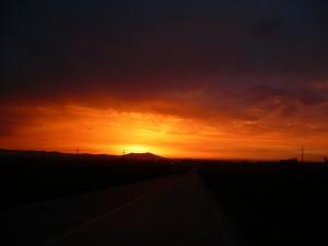 arde il cielo