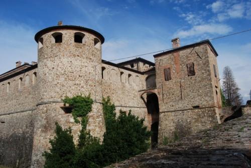 Agazzano - la rocca dei Gonzaga