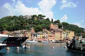 Portofino fra le prue