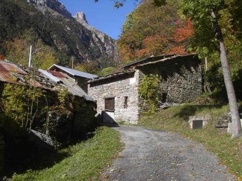 Briga Alta - Carnino, frazione di Briga Alta, Val Tanaro