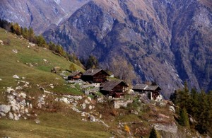 Dorf, borgata di Alagna Valsesia