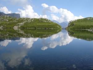 Lago Dell' Acqua Fraggia