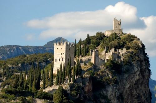Arco - la rocca e il castello