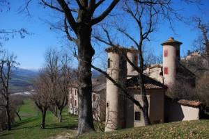 Il castello di Bebbio