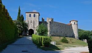 Castello di Villalta di Fagagna: a custodia del Borgo