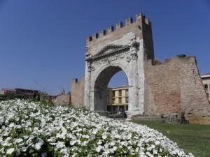 L'Arco di Augusto