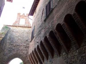 Castello di barberino Val D'Elsa