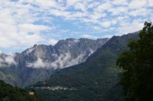 Falmenta: paesino di montagna