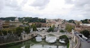Vista da Castel S.Angelo