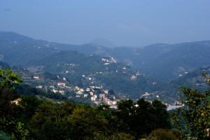 Serra Riccò e Valleregia