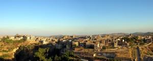 Mazzarino, Dimora dei Branciforti - Panorama