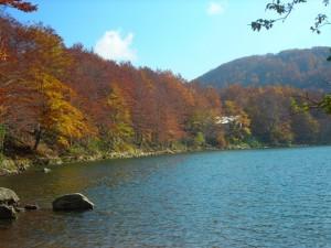 Lago Santo in Autunno