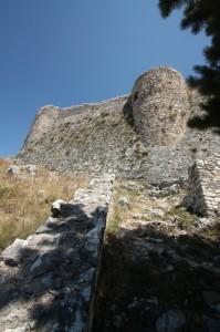 Salendo verso la Rocca