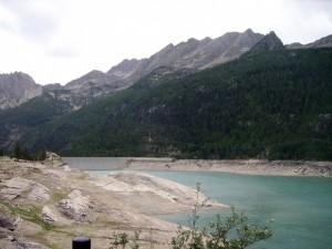 La diga di Ceresole