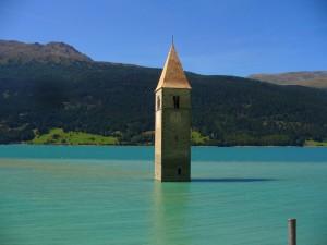 Il campanile.