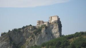 la fortezza di San Leo