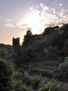 Marino, Torre D'Ammonte
