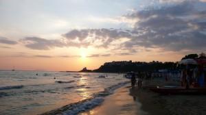 Sperlonga e la spiaggia