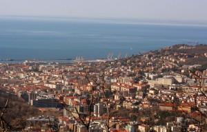 Trieste dalla 202