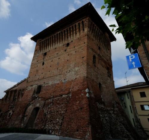 Carbonara Scrivia - La torre di Carbonara
