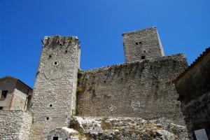 Castello medioevale di Ausonia