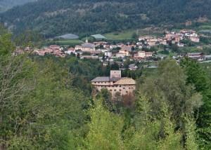 Panorama di Castelfondo