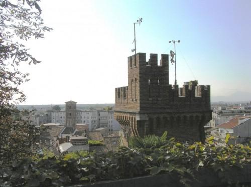 Udine - La torre.....in primo piano
