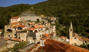 Panorama di Castelvecchio