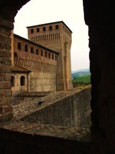 girando per il castello
