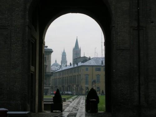 Parma - dalla Pilotta