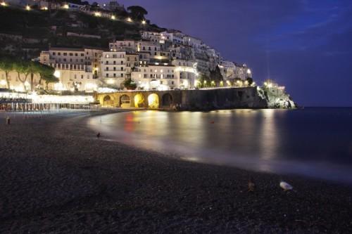 Amalfi - Amalfi by night