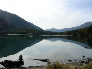 Anterselsa il lago