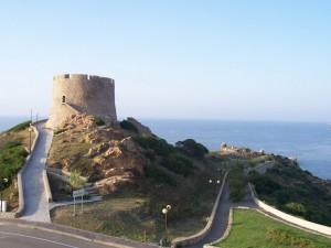 torre spagnola verso la corsica